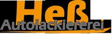Autolackiererei Heß Untermeitingen Logo