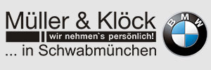 Logo Partneruntenehmen Müller und Klöck